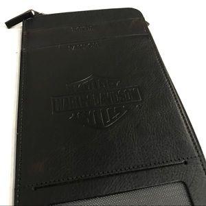 Harley-Davidson Travel Ticket/Passport Holder(J22)